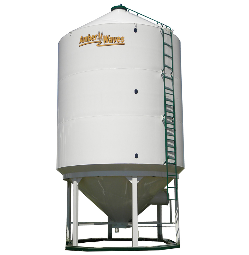 Hopper Bins - Amber Waves Inc